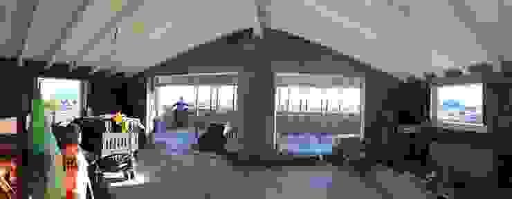 Panoramica interna ROMAZZINO C.S. SERVICE SRL Tetto a falde