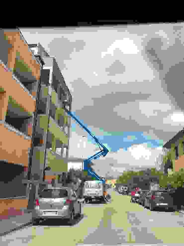 Foto esterna ROMAZZINO C.S. SERVICE SRL Condominio