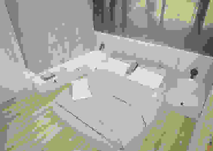 Nevi Studio Dormitorios de estilo moderno