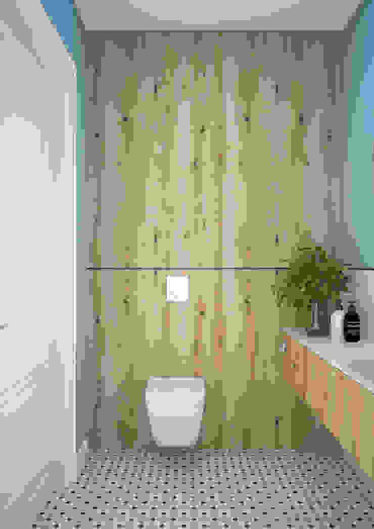Nevi Studio Baños de estilo moderno
