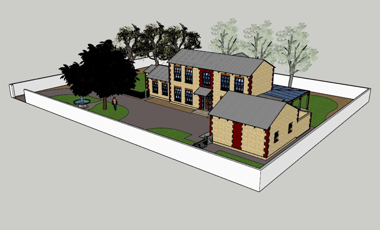 Barn Style new home Home Design Emporium