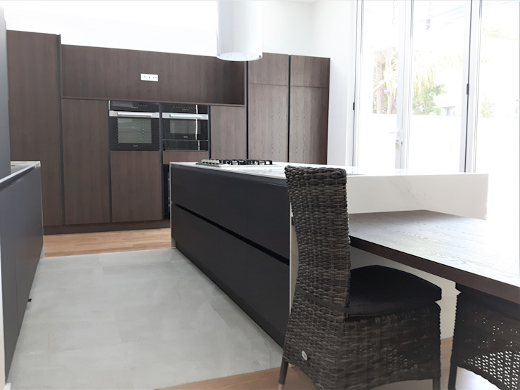 DIONI Home Design Dapur built in