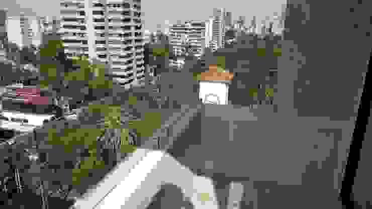 Merkalum Balkon Glas Transparent