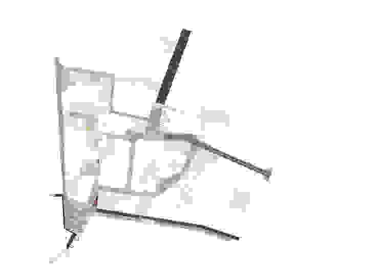 Planta general de AMSA Arquitectura SLP Ecléctico