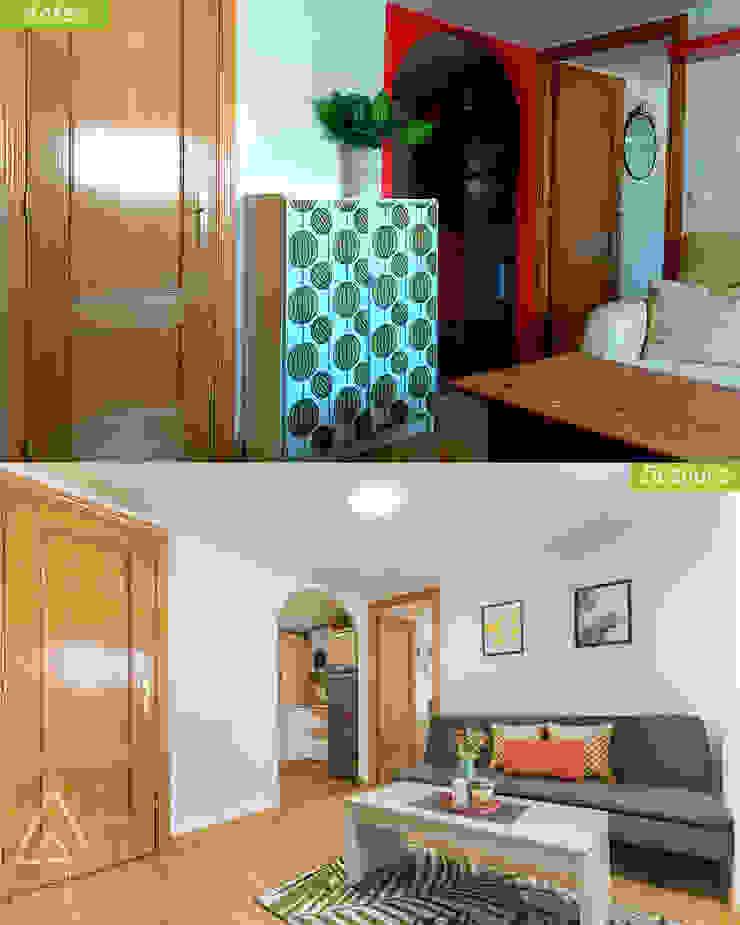 Home staging apartamento en venta, Plaza Mayor, Madrid Byta Espacios