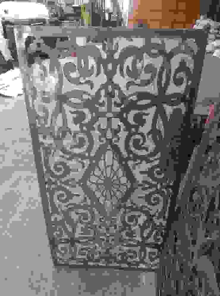 HERRAJES ECATEPEC DE ORIENTE, S.A. DE C.V. Front doors Metal
