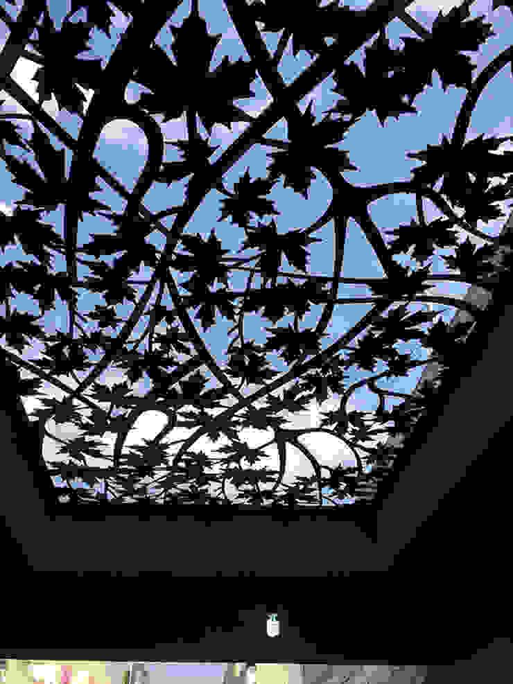 HERRAJES ECATEPEC DE ORIENTE, S.A. DE C.V. Garden Greenhouses & pavilions Metal