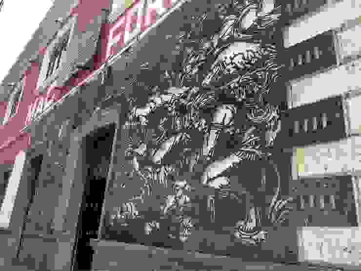 HERRAJES ECATEPEC DE ORIENTE, S.A. DE C.V. Office spaces & stores Metal