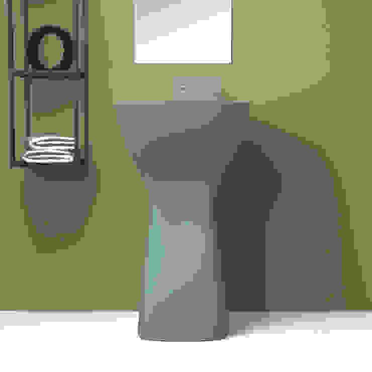 eto' Modern Bathroom Ceramic Green