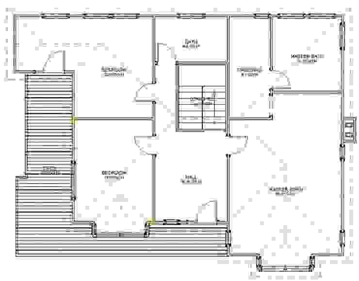 Schematic First Floor Plan Home Design Emporium