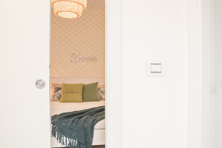 Mirna Casadei Home Staging 臥室照明