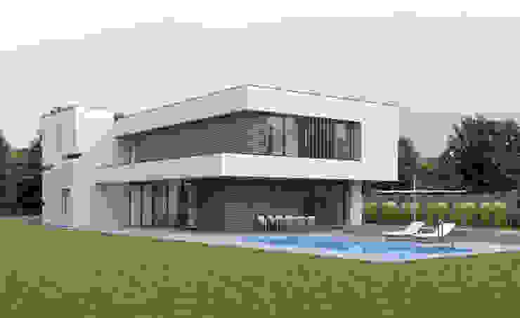 Fichtner Gruber Architekten Fincas Concreto