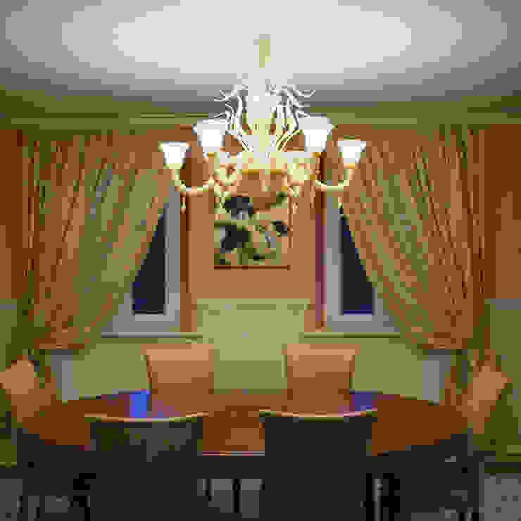 Fluage Collection MULTIFORME® lighting Sala da pranzo in stile classico