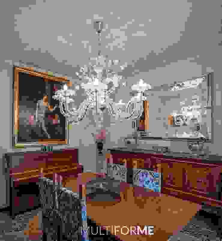 Lampadari Murano Rezzonico MULTIFORME® lighting Sala da pranzo in stile classico