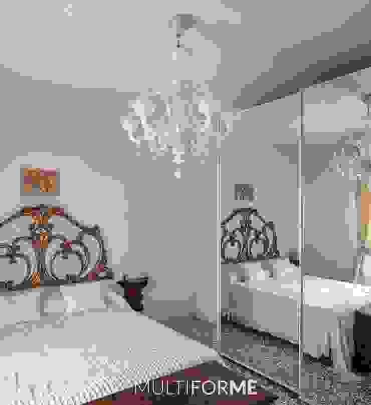 Lampadari vetro di Murano MULTIFORME® lighting Camera da letto in stile classico