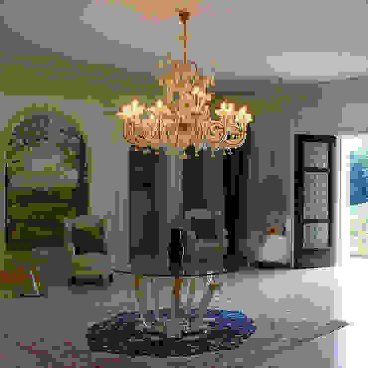 Rezzonico chandelier MULTIFORME® lighting Soggiorno classico