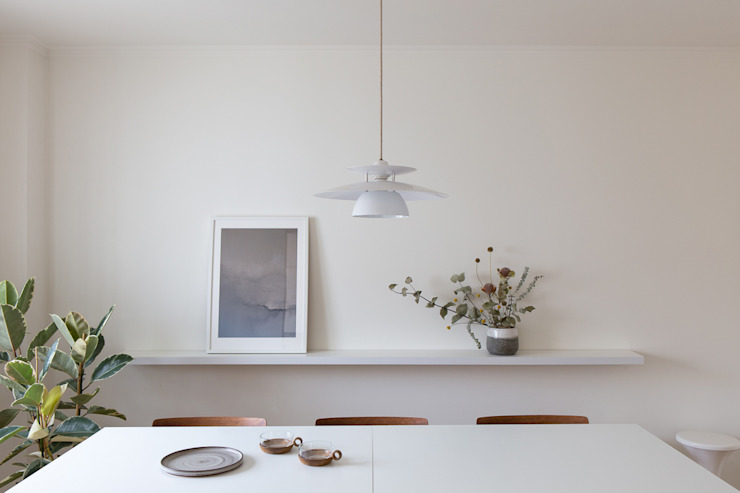 Photoshoot.pt - Architectural Photography Scandinavian style dining room