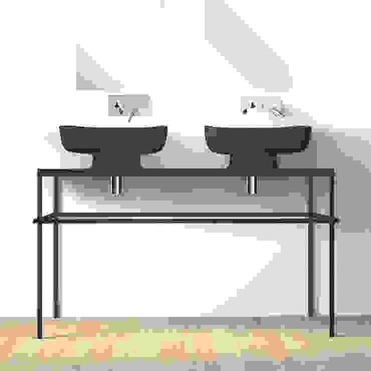 eto' Modern Bathroom Ceramic Black