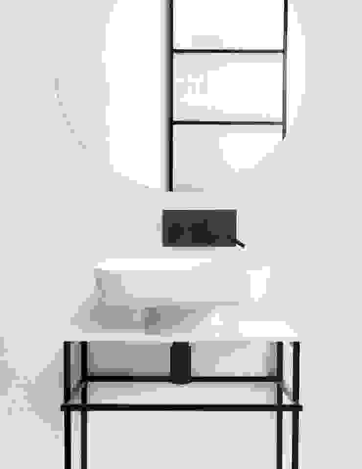 eto' Modern Bathroom Ceramic White