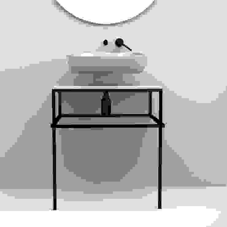 eto' Modern Bathroom Ceramic Grey
