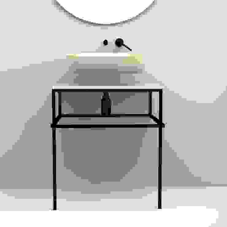 eto' Modern Bathroom Ceramic Beige