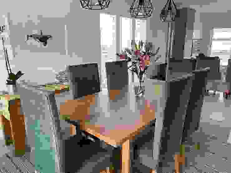 Full Home Renovation During Lockdown Modern dining room by CS DESIGN Modern