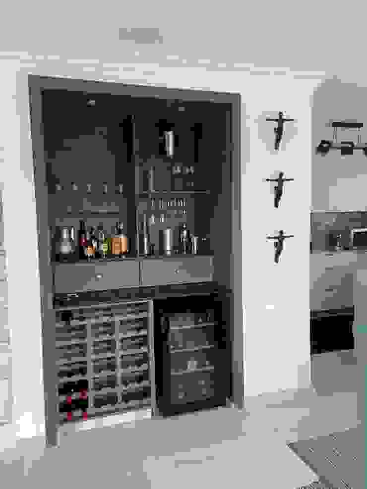 CS DESIGN Modern Home Wine Cellar