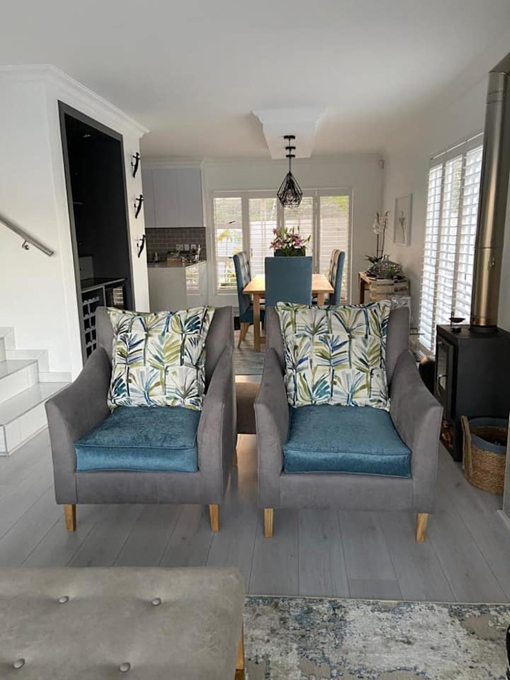 CS DESIGN Modern Living Room