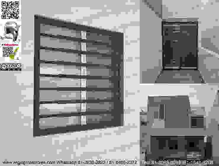 REGIO PROTECTORES Modern windows & doors