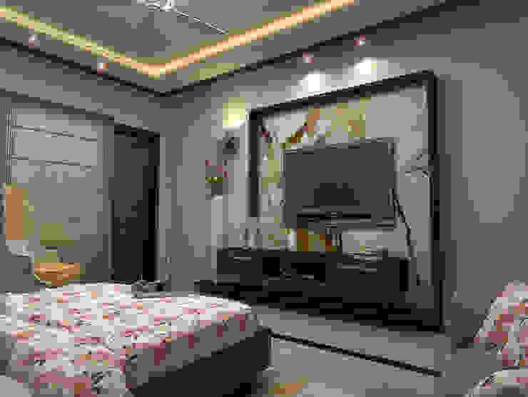 House Interiors in Jalandhar,Punjab by Design & Creations Modern