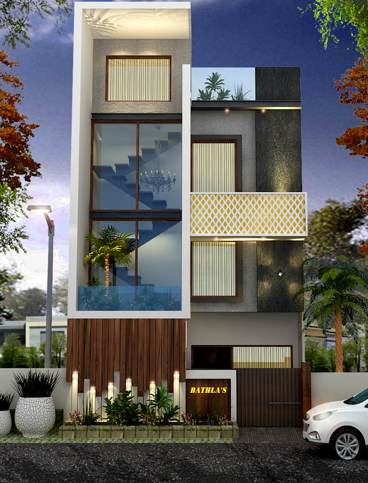 Facades by Design & Creations Modern