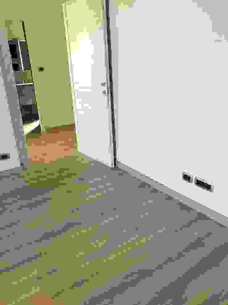 Ristrutturazione Milano – Appartamento NNBuilding Pavimento