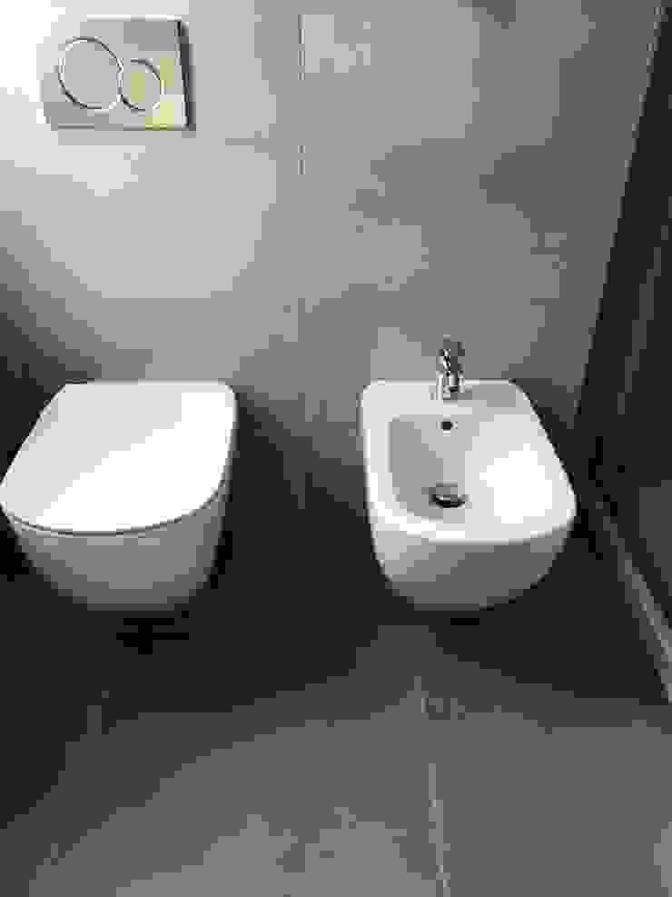 Ristrutturazione Milano – Appartamento NNBuilding Bagno moderno
