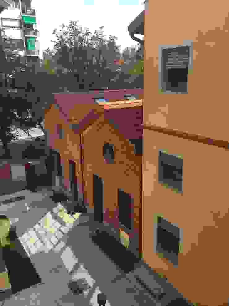 Ristrutturazione Milano – Appartamento NNBuilding Case in stile rustico