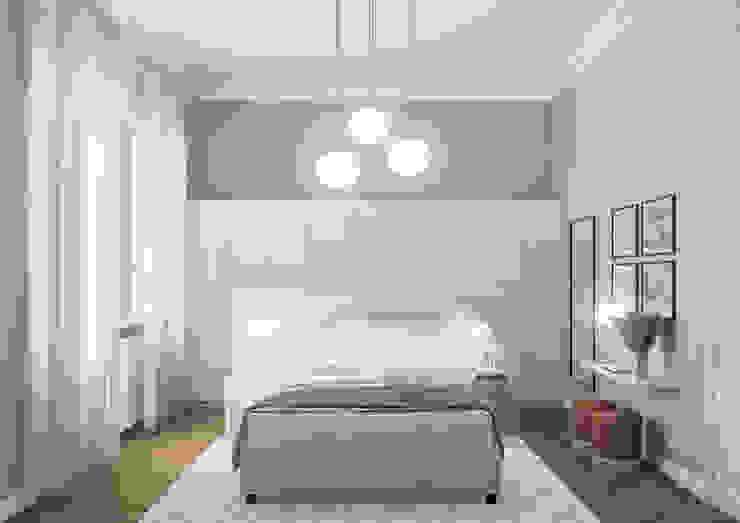 Bongio Valentina Habitaciones de estilo colonial
