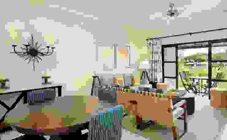 Pine Cliffs Residence Propriété Générale International Real Estate Ruang Makan Klasik