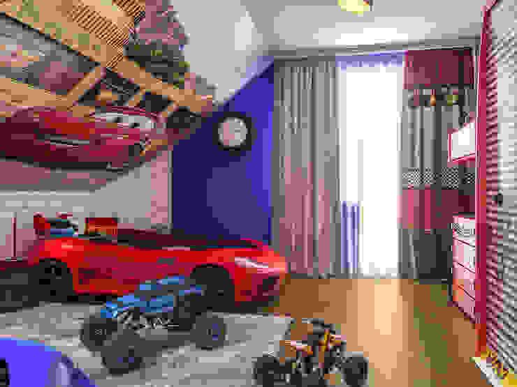 ISDesign group s.r.o. Boys Bedroom
