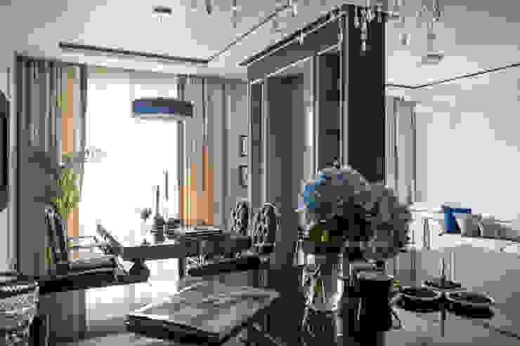 Дизайнер Ольга Айсина ห้องทานข้าว