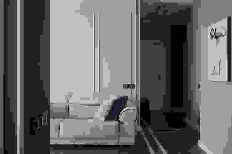 Дизайнер Ольга Айсина ห้องนั่งเล่น
