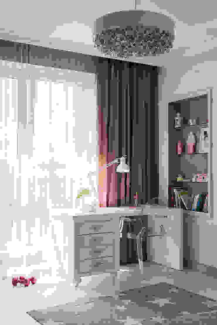 Дизайнер Ольга Айсина ห้องนอนเด็ก