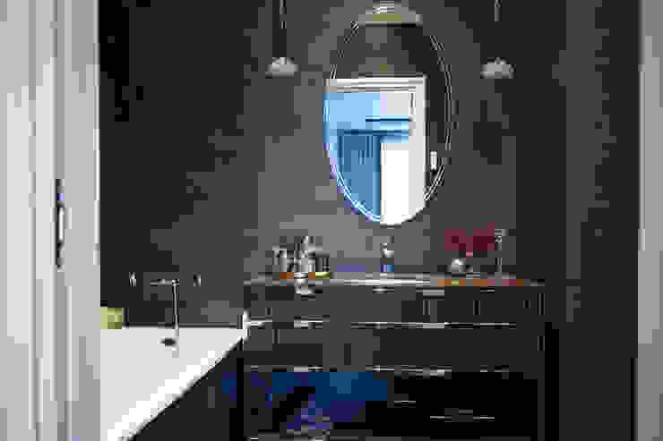 Дизайнер Ольга Айсина ห้องน้ำ