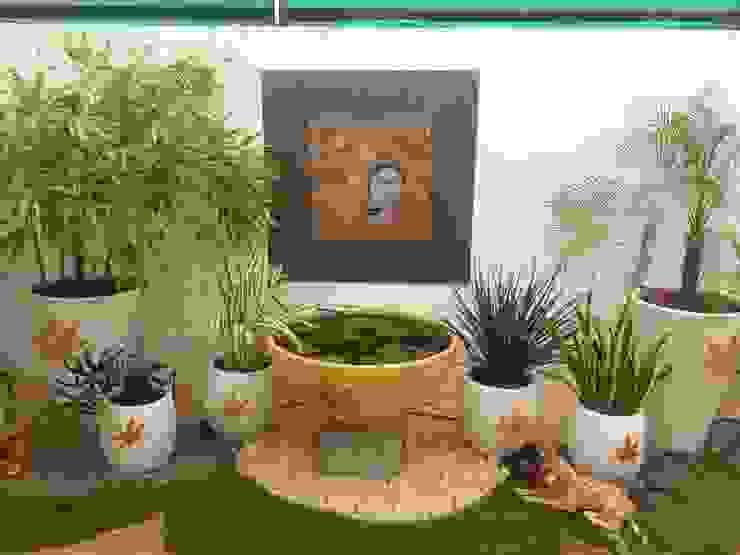 Roof Top Landscape MAD Studios Zen garden