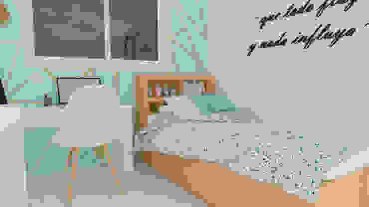Studio Light Point Small bedroom