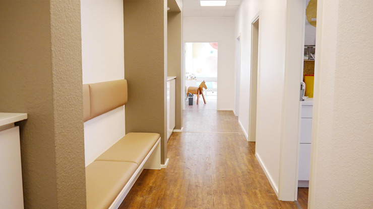Hammer & Margrander Interior GmbH Cliniques modernes