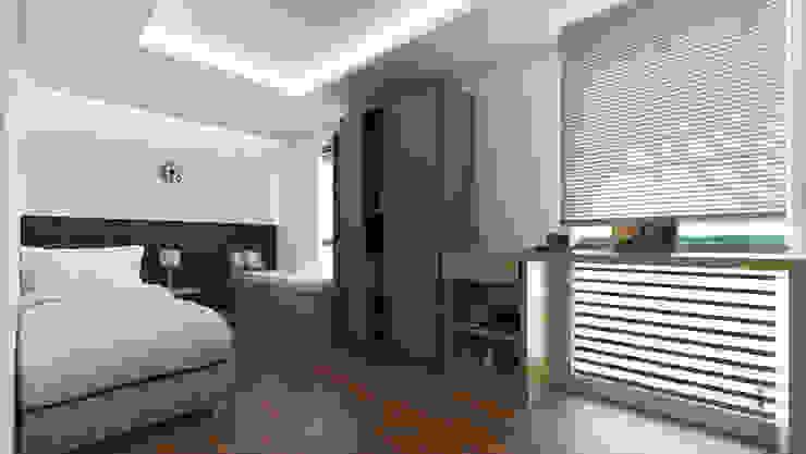 Bedroom 3D Architecture