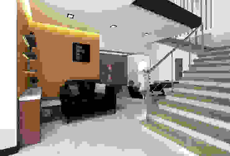 Lounge area 3D Architecture