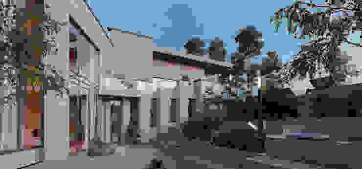 Вилла Лужки ONEHOUSE Дома с террасами
