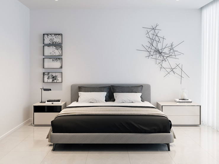 MIA BED ITALIANELEMENTS BedroomBeds & headboards Textile