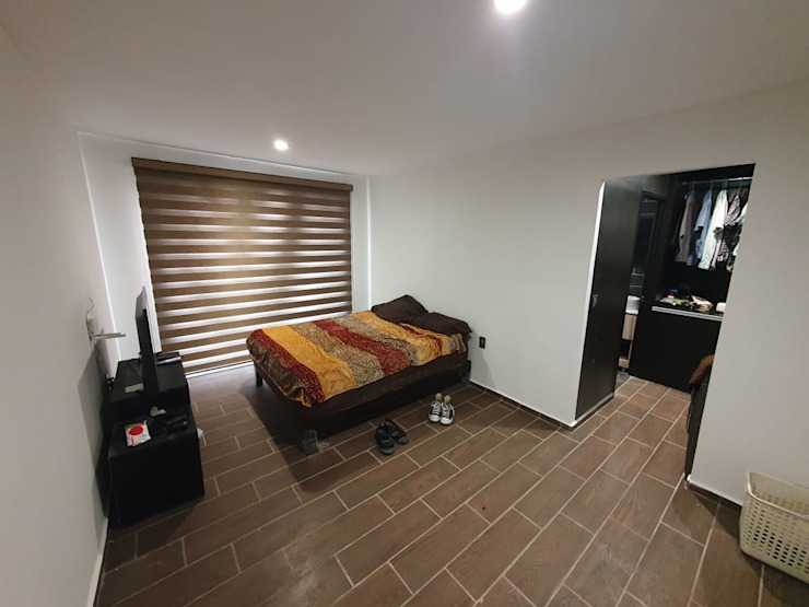 Arkontainers ห้องนอนขนาดเล็ก