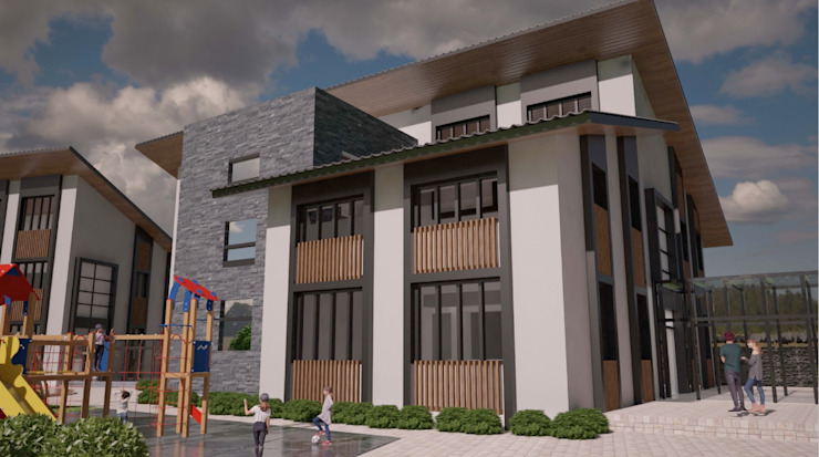 建築外觀設計 麥斯迪設計 別墅